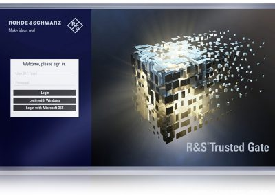 Tutorial video for R&S®Trusted Gate Solution Teams Test Drive on Azure Marketplace